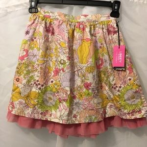 Liberty of London for Target Girls Floral Skirt